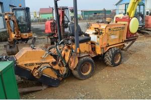 Freza asfalt Case TC220 Topcutter