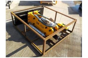 Ciocan hidraulic NOU Wolverine ZW 750 pt miniincarcator