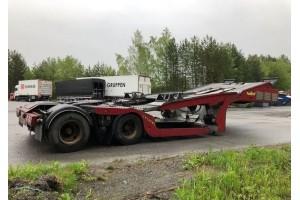 Trailer special pentru cap tractor Flexi Liner TA