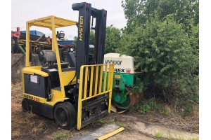 Stivuitor electric Hyster E 2.50 XM