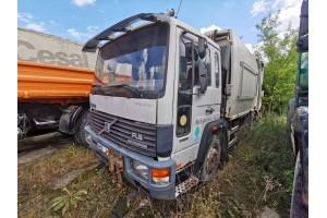 Camion transportor deseuri Volvo FL6