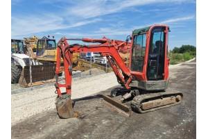 Mini excavator Yanmar VIO25-4