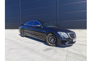 Mercedes-Benz S63 AM