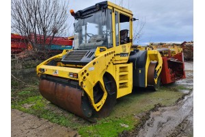 Cilindru compactor Bomag BW120AD-4