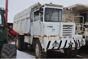Dumper Rigid Astra Bm22