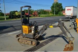 Miniexcavator Bobcat E10