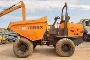 Dumper Terex TA9