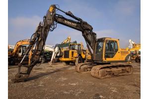 Excavator pe senile Volvo EC160BLC