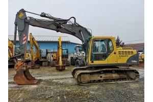 Excavator pe senile Volvo EC160B NLC