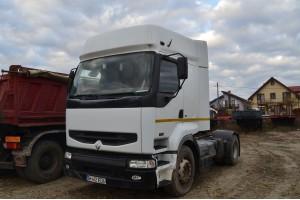 Renault Premium 420dci cap tractor