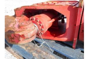 Excavator pe senile de cauciuc JCB 8080