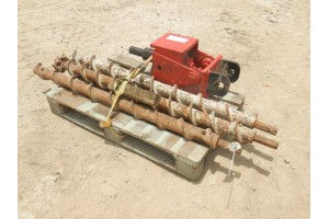Burghiu pamant hidraulic