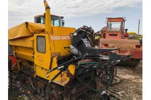 Excavator pe pneuri New Holland 168WT