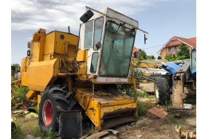 Excavator pe pneuri Liebherr A900C