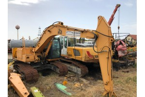 Dezmembrez pt piese excavator pe senile JCB JS103